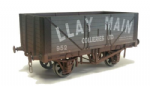Dapol 7F-080-019W 8 Plank Wagon Llay Main 952 Weathered